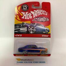 2008 Hot Wheels Modern Classics Datsun 240z #2 of 15 in Dark Blue