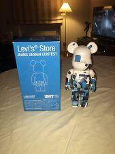 Bearbrick 400 Medicom 2005 En Boîte Levis Men s Levis Store Jeans Design Contest