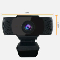 Webcam Computer Video PC Web Camera for Conferencing Calling Recording Gaming SN