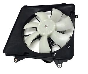 CF2013400 Radiator Cooling Fan Fits 2011-14 Honda CR-Z 1.5L 2010-14 Insight 1.3L
