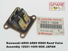 Kawasaki AR50 AR80 KD80 Reed Valve Assembly 12021-1009 NOS JAPAN