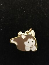 Ty Beanie Baby Nanook Charm For Necklace Or Bracelet-New