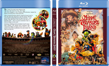Aliens, Bad Boys, Dora, Jumanji, Zombieland  - Custom Blu-ray Covers w/ case