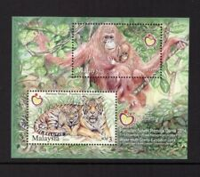 Malaysia MNH 2014 Nature, Stamp Exhibition sheet mint stamps