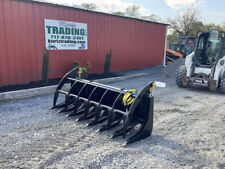 2021 Wildcat 76 Heavy Duty Quick Attach Log Grapple For Skid Steer Loaders