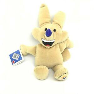 """Salt Lake City 2002 Olympics Mascot Copper Mattel Tyco Plush Tags Stuffed 14"""""""