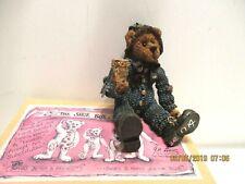 Boyd's Elias The Elf Grizbeary Small Resin Shoebox Bear Figurine