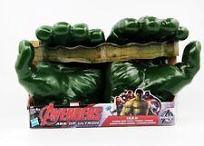 Kid Avengers Green Gloves  SPORT Gift  Incredible HULK Hand Marvel 8.5' Hasbro