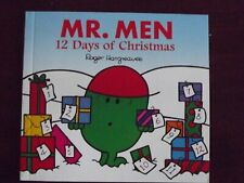 Mr Men 12 Days of Christmas by Roger Hargreaves  Paperback