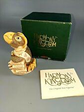 Harmony Kingdom Figurine Dressed To Kill Series Treasure Jets Puffin 2000