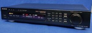 Sony ST-S390 RDS FM-Tuner UKW-Radio  ***12 Mon. Gewährleistung***