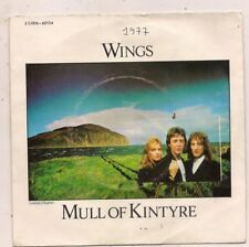 FRENCH 45 T WINGS MULL OF KINTYRE  MC CARTNEY BEATLES