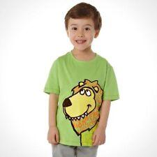 Chemises, débardeurs et t-shirts vert pour garçon de 0 à 24 mois