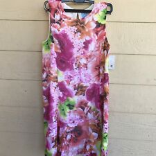 NEW CeCe by Cynthia Steffe Summer Tropics Dress Lined Size:8,