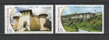Moldova 2018 Architecture Fortress Monastery 2 MNH stamps