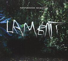 Einstürzende Neubauten - Lament [CD]