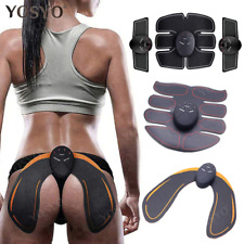 EMS Hip Trainer Muscle Stimulator ABS Fitness Buttocks Butt Lifting Buttock Tone