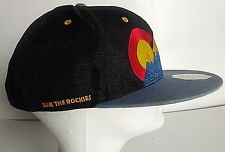 "GRC 5 Panels size S/M Snap Back Hat ""Dabroots"" Multi Color Hemp & Satin"
