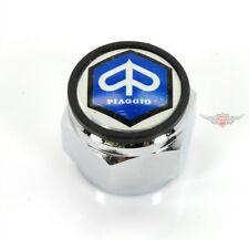 Piaggio Ciao Mofa Moped Gabel Chrom Mutter mit Emblem Bravo SI Neu
