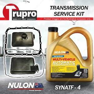 SYNATF Transmission Oil + Filter Kit for Hyundai Elantra MD i30 i40 VF i45 YF