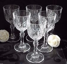 Set Of 6 Glasses - Excellent Condition