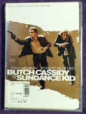New 2006 🔥Butch Cassidy & The Sundance Kid🔥 Dvd Paul Newman & Robert Redford
