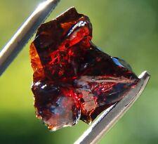 Garnet, Natural, Faceting Garnet,Rough 8.43 ct Garnet.