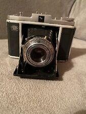 Zeiss Ikon Nettar Camera with Novar-Anastigmat 1:4,5 f=75mm lens