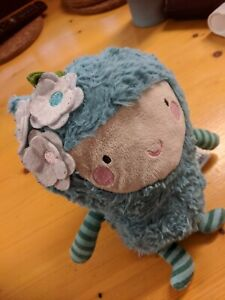 M and S Wishkins Soft Toy Blue