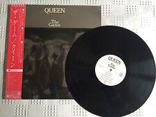 Queen  The Game  Original Japanese (Edición Japonesa)  Vinyl Vinilo LP