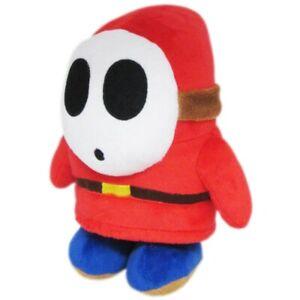 Nintendo Mario Bros. Shy Guy Plush Doll Red
