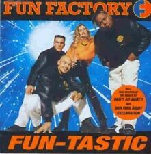 Fun Factory Fun-tastic (1995) [CD]