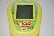 Spongebob Squarepants Electronic Handheld Touch-A-Doo Memory Game Tested Hasbro.