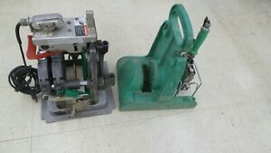 McElroy PitBull 14 Pipe Fusion Machine Set  (55449-1 HEE LOC. BY-29