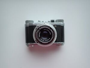 Altissa Altix IV + Carl Zeiss Tessar 3,5/50mm + case WORKING