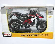 Maisto - DUCATI HYPERMOTARD SP 2013 - Motorcycle Model Scale 1:12