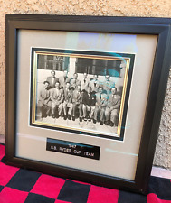 1947 US Ryder Cup Team Framed Photo