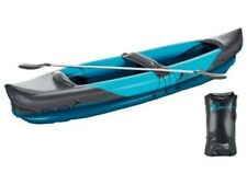 Crivit Inflatable 2 person Kayakwith Paddle