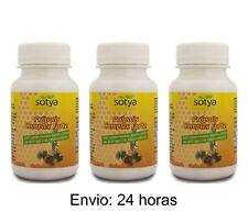 3 x PROPOLIS FORTE COMPLEX  800 mg 100 Comprimidos SOTYA - garganta, oído,boca