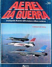 AEREI DA GUERRA  De Agostini  n 50