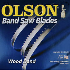 "Wood Band Band Saw Blade 80"" x 1/2"" x .020"" x 4H"