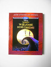 Disney Tim Burton's The Nightmare Before Christmas DVD Blu-ray 3D & Digital Copy