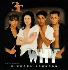3T Why Featuring Michael Jackson CD Single