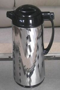 THERMAL CARAFE,COMMERCIAL COFFEE POT, COFFEE CARAFE, VACUUM POT, THERMOS POT