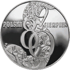 Poland / Polen - 10zl Polish August of 1980