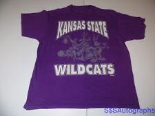 Rare Vintage 1994 Kansas State Wildcats Ncaa Basketball Looney Tunes T-Shirt Ksu