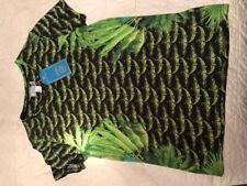 VERSACE for H&M Men's cotton cap shirt t shirt/tank   Sz S RARE