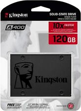 "SSD 120GB KINGSTON SA400S37 2.5"" SATA 120G STATO SOLIDO INTERNE PC COMPUTER"
