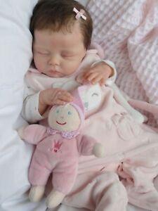 Rebornbaby Finja , Delilah von Nikki Johnston !