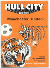 Written-on Division 2 Teams F-K Football Programmes